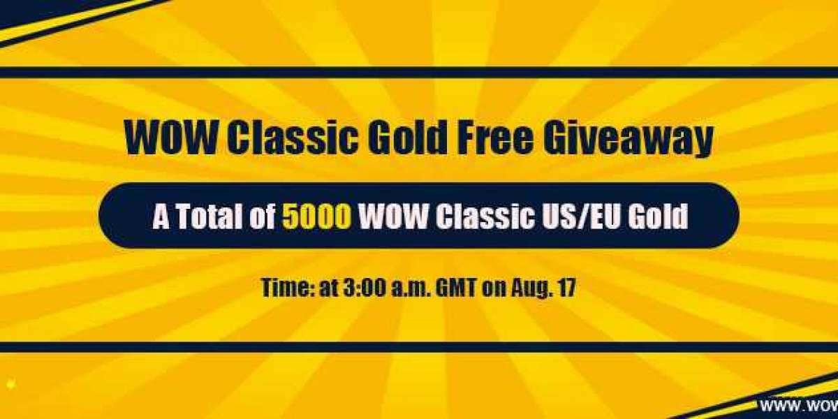 5000 Free wow classic face to face gold with 100% handwork for WOW Classic Alterac Valley