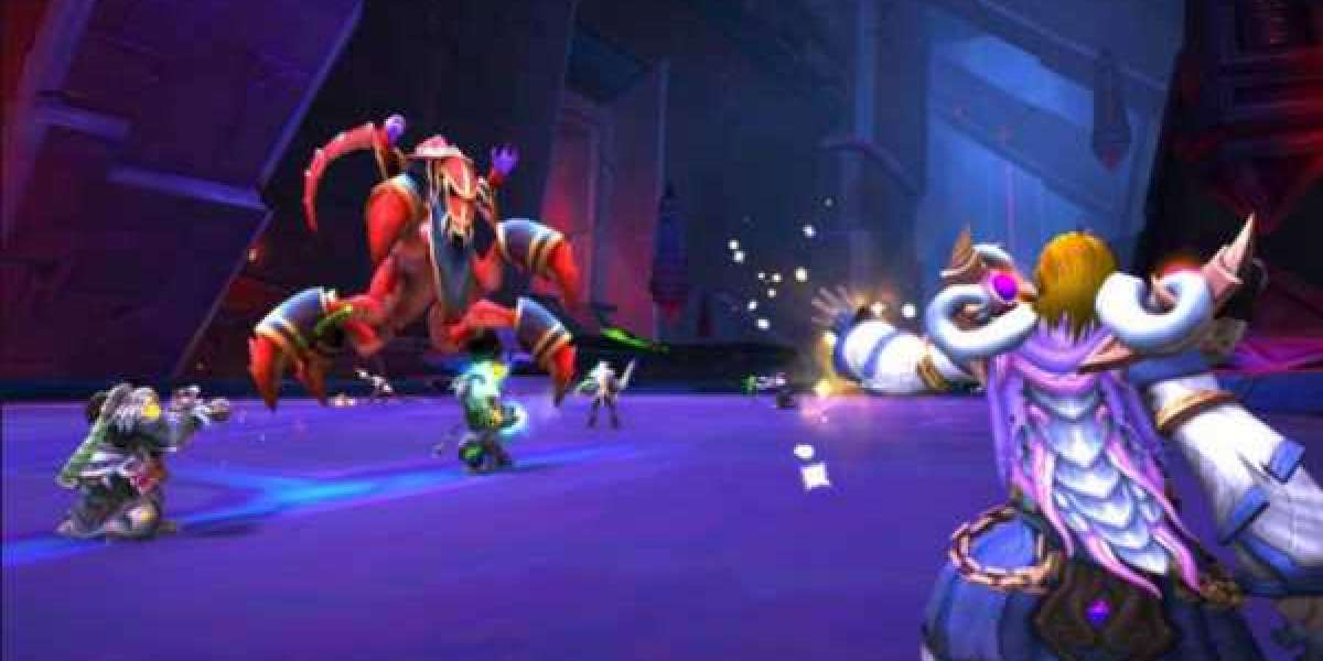 There are glittering prizes awaiting in World of Warcraft