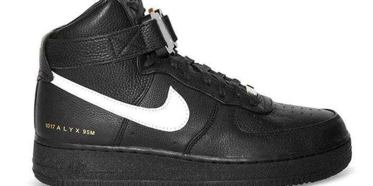 1017 ALYX 9SM x Nike Air Force 1 High to Release Soon