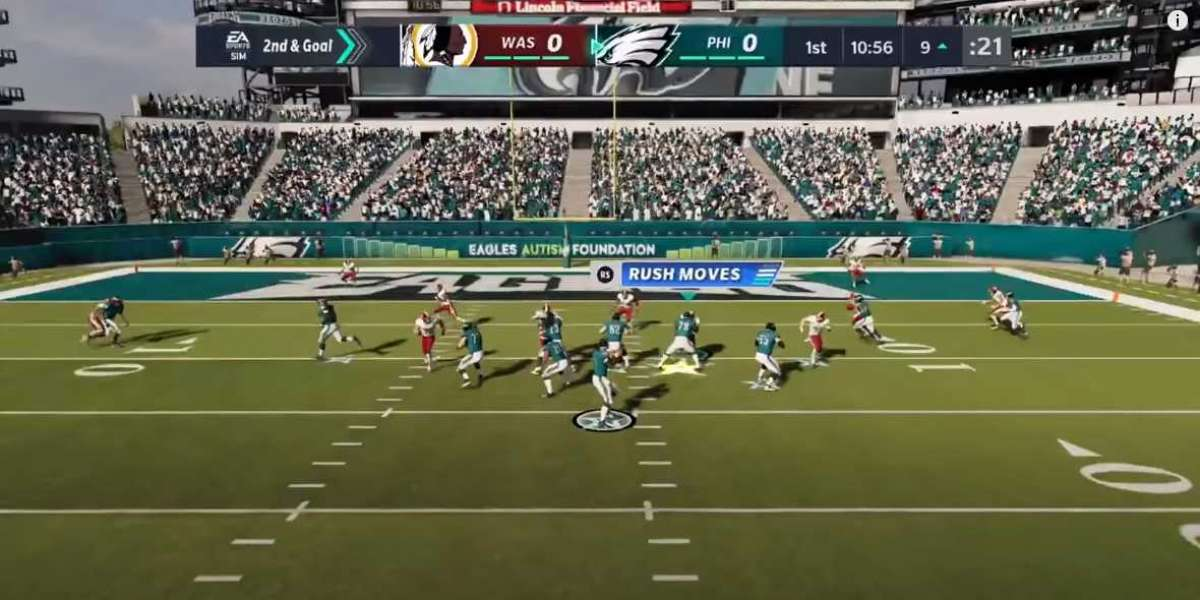 The most recent sales data for Madden NFL 21