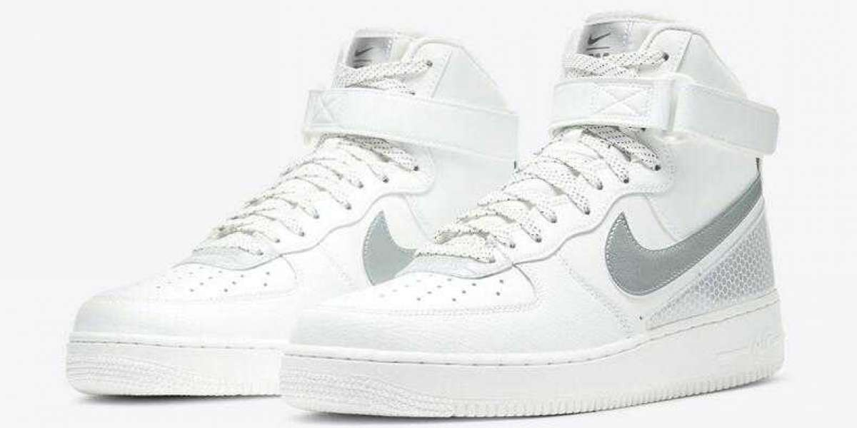 When Will the 3M x Nike Air Force 1 High CU4159-100 to Release ?