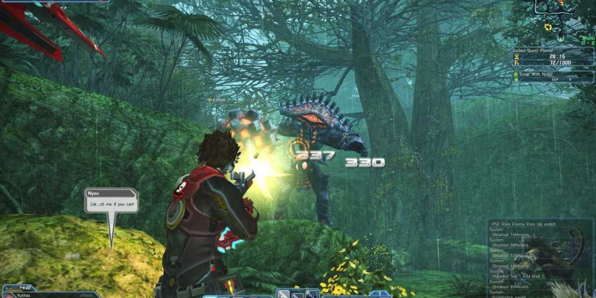 We have gathered the highlights for PSO2: New Genesis