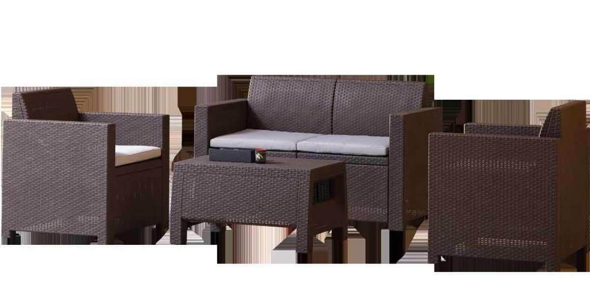 Aluminum Furniture VS Rattan Outdoor Furniture