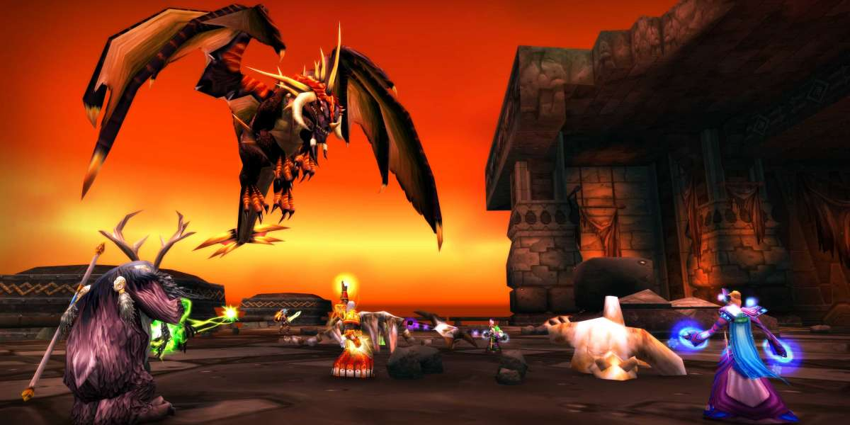 New zones in World of Warcraft