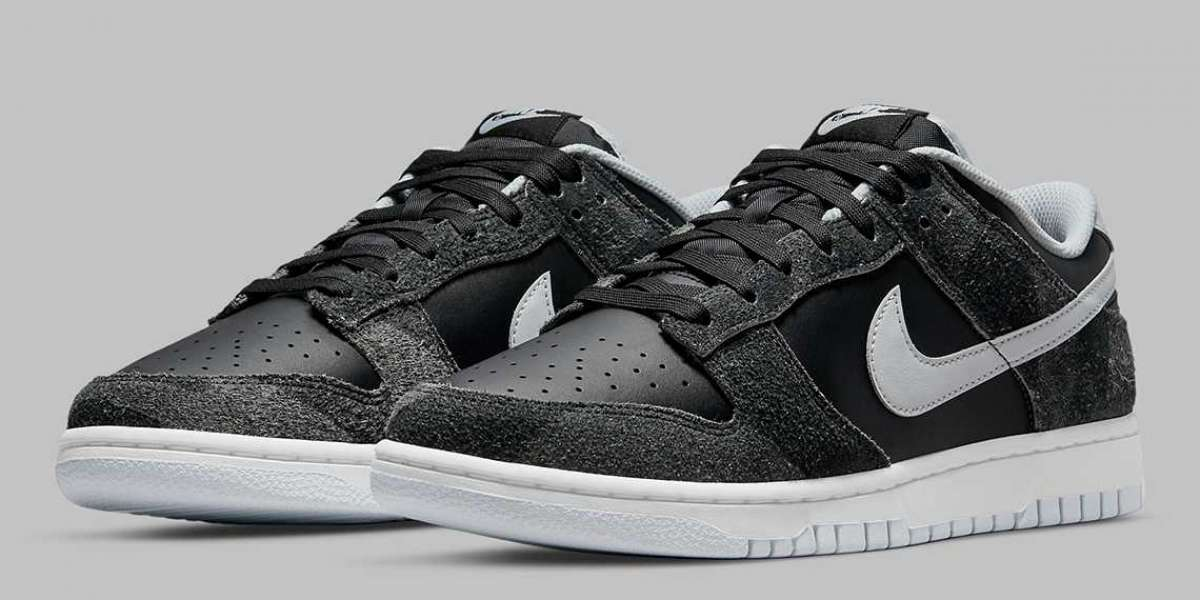 """Official image of DH7913-001 Nike Dunk Low """"Animal"""""""