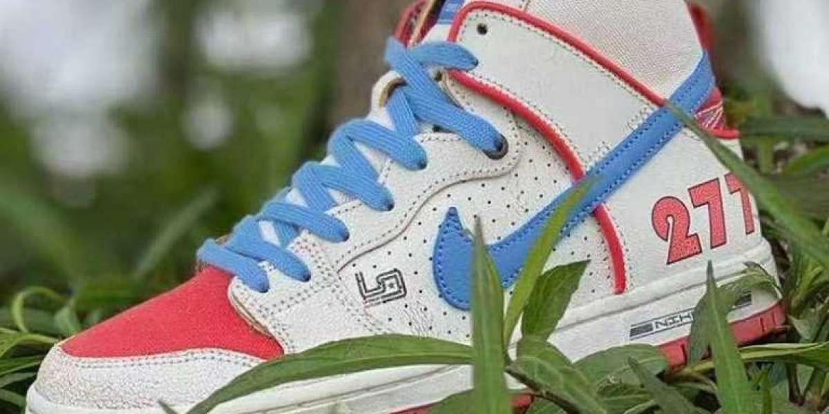 2021 Magnus Walker x Nike Dunk High is coming