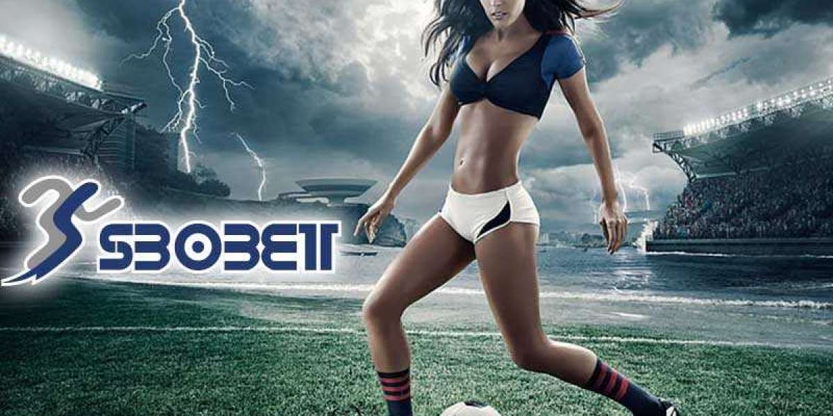 Sbobet, the number one online football betting website in Asia