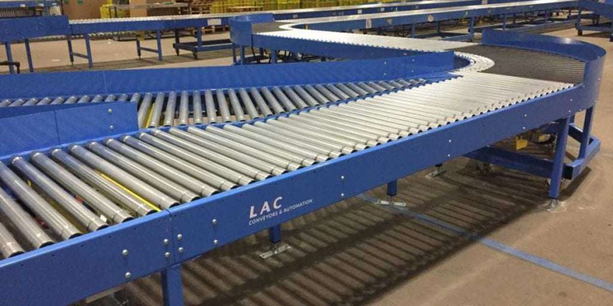 Conveyors are used in applications such as accumulation and assembly to create zones