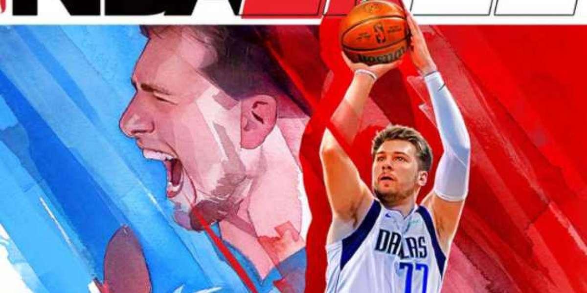 NBA2K is a favorite basketball game among basketball enthusiasts.